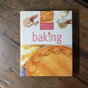 Practical Cooking Baking Recipe Hardcover Book